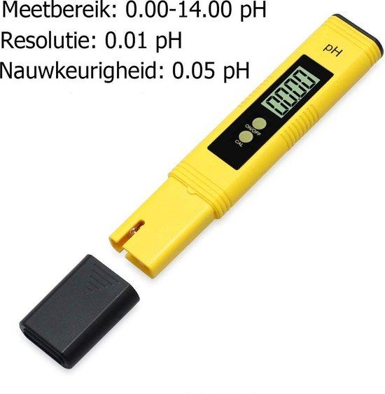 PH meter aquarium