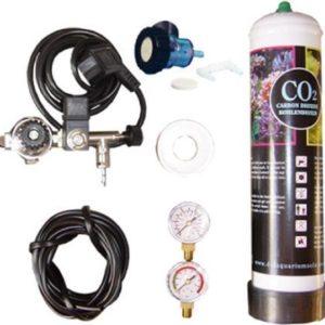 Complete CO2 Set voor Zoetwater Aquaria