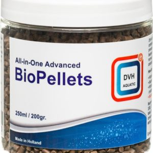DvH Aquatics All-in-One Advanced BioPellets 250ml